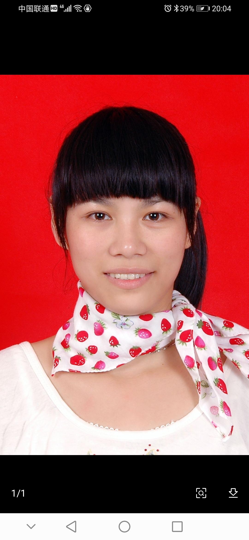 陈女士在★霞浦搜才网/霞浦人才网的个人简历照片展示